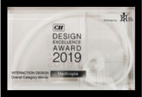 Interaction design award divami by cii