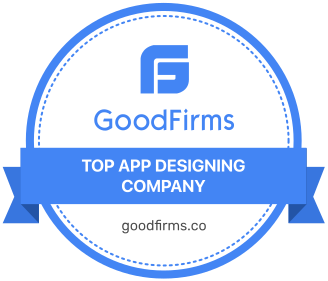 GoodFirms Badge.