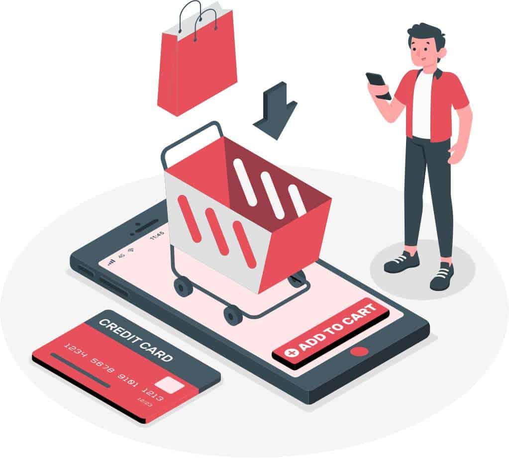 Simple B2C app design