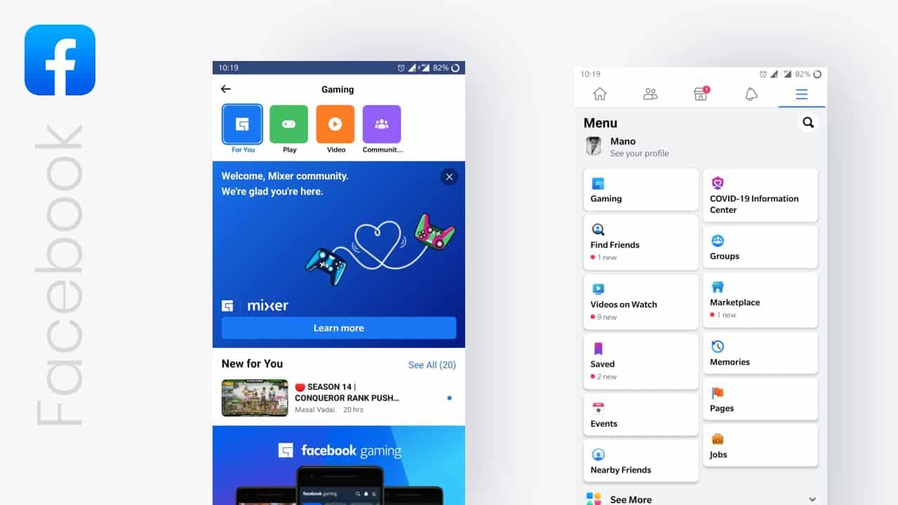 Blue as best color for social media mobile apps