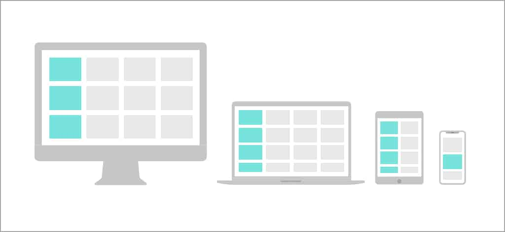Breakpoints Screen sizes bootstrap design