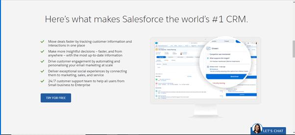 Salesforce-Divami SaaS App design