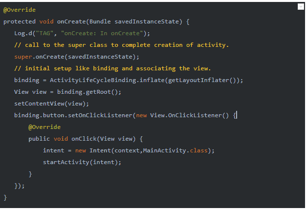 override_android lifecycle