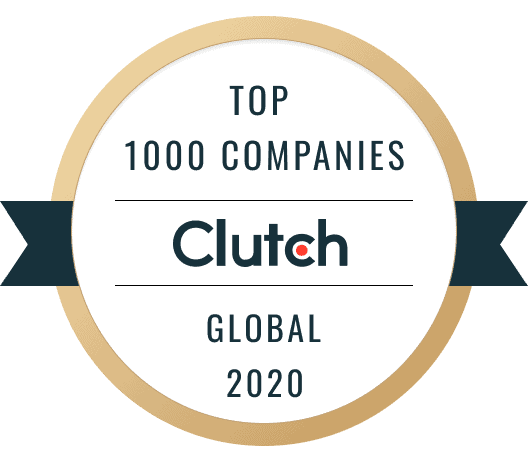 Divami Design Labs featured in Clutch 1000 for 2020