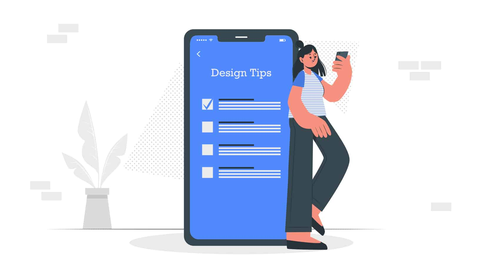 10 Design Tips to Make Your Mobile App Steal the Show