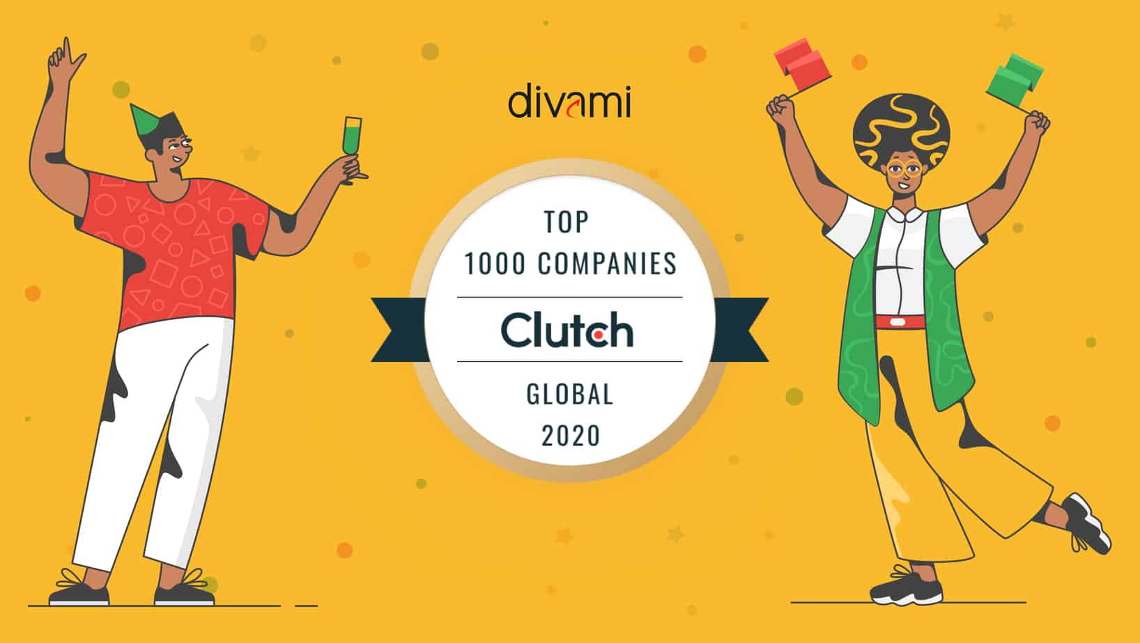 Divami Design Labs Joins The 2020 Clutch 1000