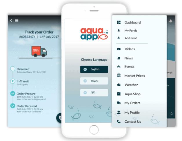 Aqua apps- divami design labs portfolio
