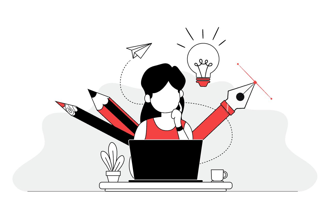 Impact of Design Thinking on Digital Transformation